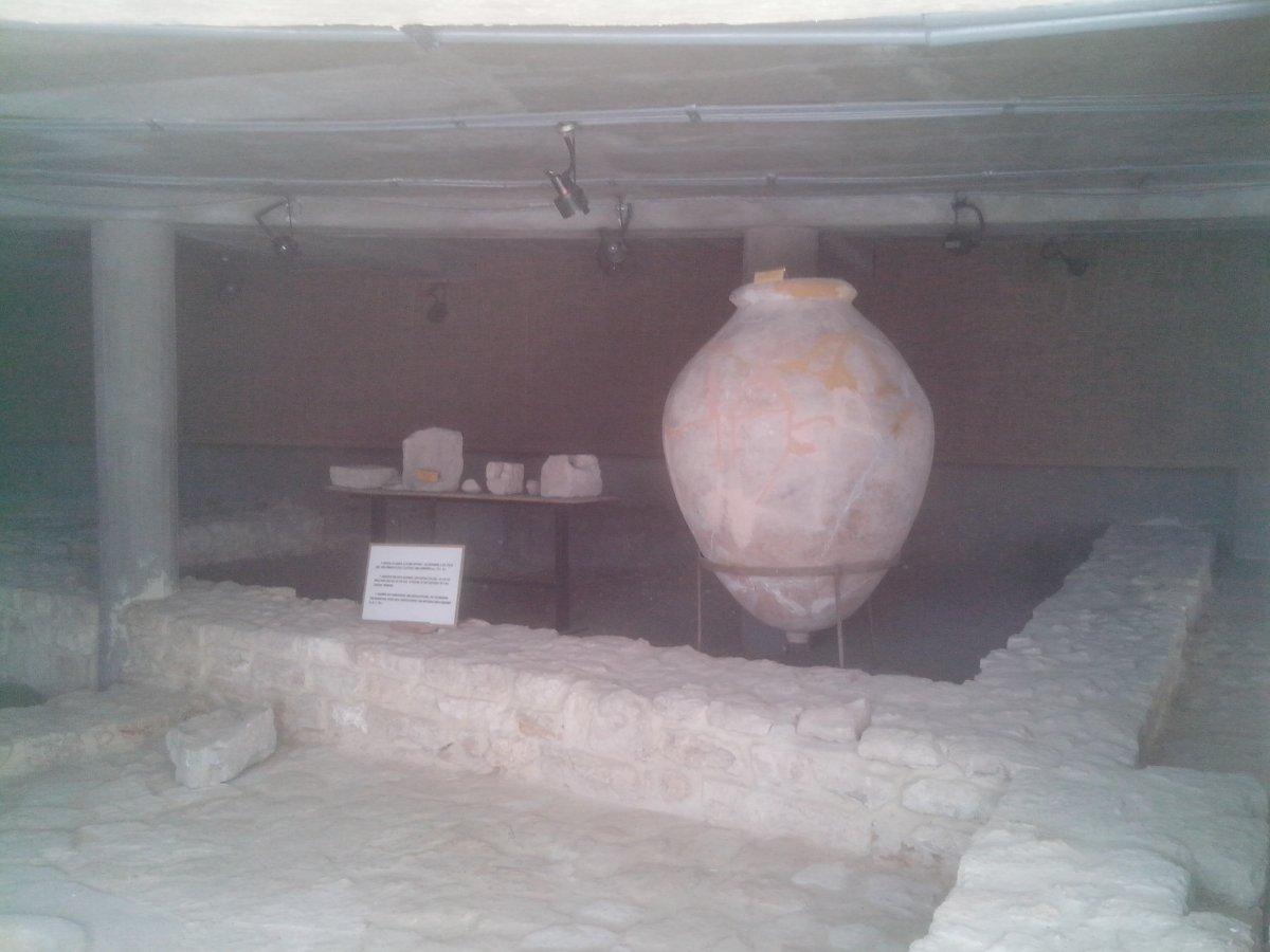 Callatis- Mangalia ancient ruins, Constanta county