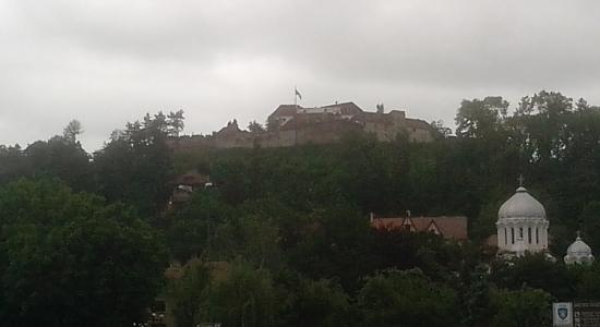 Brasov ,Kronstadt fortress
