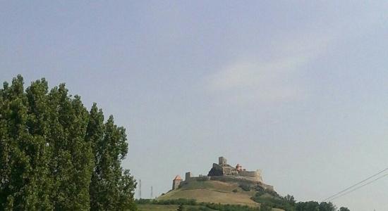 Rupea fortress , Brasov county