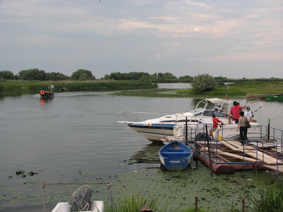 Danube Delta ,Tulcea county