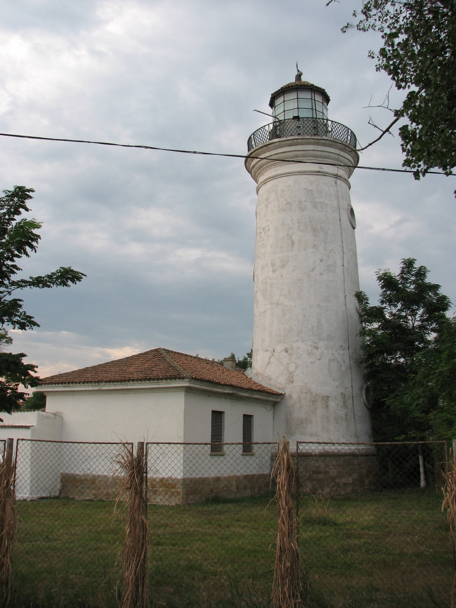 Old lighthouse Sulina ,Tulcea county