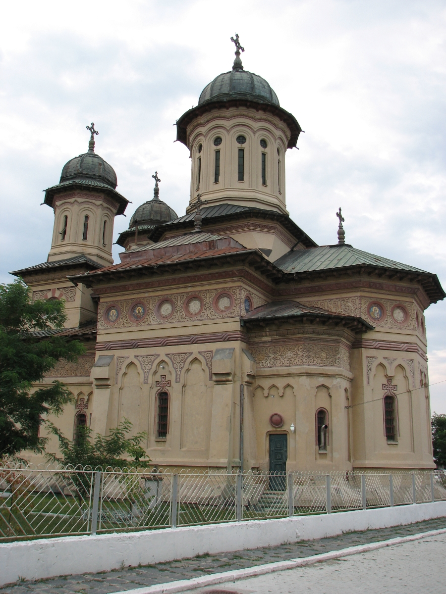 Church of Saints Alexander and Nicolae, Sulina -Tulcea county