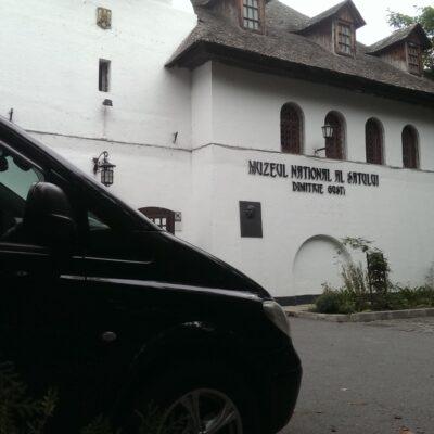 Mercedes Viano   - trip to Village museum