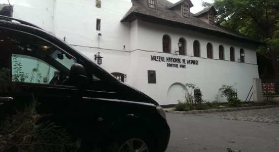 Mercedes Viano   - trip to Village museum