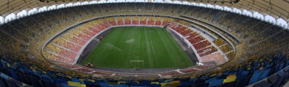 """Steaua – Chelsea,  7th March on """" National Arena """""""
