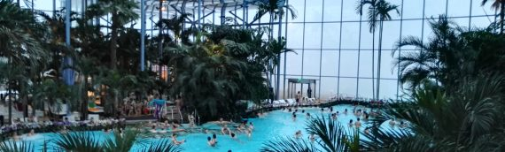 Therme Bucuresti – is the hottest spot in 2016 ! …currently