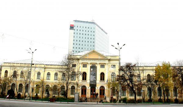Antipa Museum - VLT personal driver Bucharest