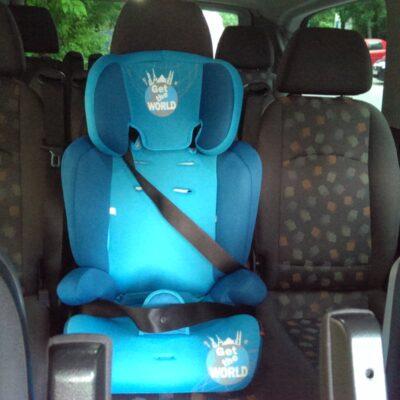 Mercedes Viano- baby seat . VLT- personal driver Bucharest